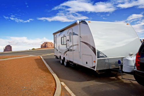 RV Storage Parking Spaces